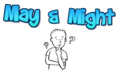 "A simple activity to practice ""might and may"" with young learners and teens."