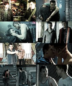 Shameless - Ian & Mickey: A Story.