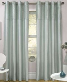 Superbe Duck Egg Curtains