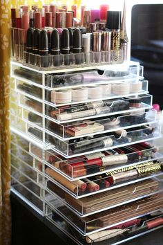 How to Declutter Your Makeup Collection