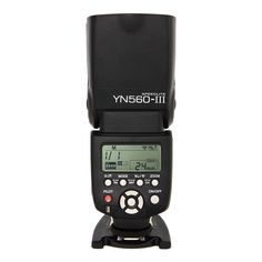 Yongnuo YN-560 Mark III Systemblitz mit integriertem Funkauslöser http://dealom.at/YongnuoYN560