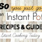 Welcome to my collection of paleo recipes designed for the Instant Pot pressure cooker!      Chicken Breasts       	Frozen Buffalo Chicken Breasts - Cooking time: 30 minutes total   Setting: manual, high pressure   	Salsa Chicken - Cooking time: 10 minutes.