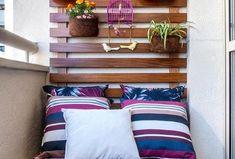 Küçük Balkonlar İçin Yaratıcı Fikirler   Moda Dekorasyon