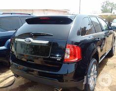 Ford Edge  Black For Sale In Lugbe Buy Cars From Abiodun Ogunmola On Jiji
