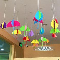 Coreea de decoratiuni Gradinita Creative hol ornamente de cumpărături fereastră…