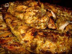 : : lindstew foodies : :: Grilled Cilantro Lime Pork Chops or Chicken