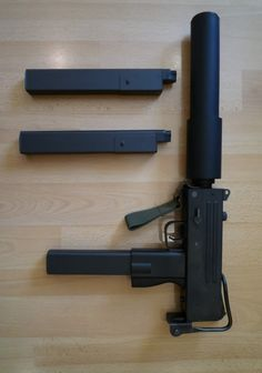 Mac 10 .45ACP MachinePistol