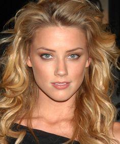 Amber Heard - Natural Look
