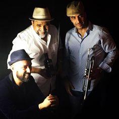 """""""Trio de ases en #nlno la noche de @Brockmans Gin en Madrid."""""""