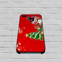 Christmas Snowman 2 case for iPhone, iPod, Samsung Galaxy, HTC One, Nexus