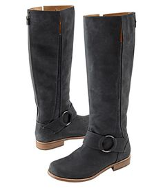 If you walk a lot and want an alternative to athletic shoes, check out the Heritage Boot. Swede, tall and attractive.