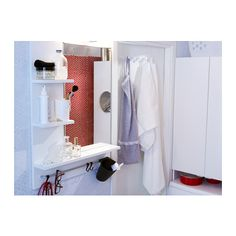 LILLÅNGEN Mirror, White. Ikea BathroomCondo ...