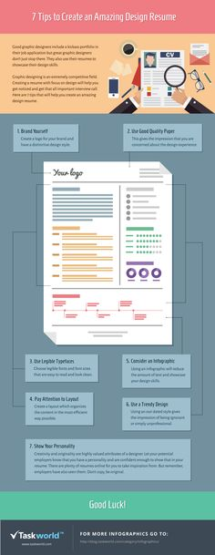 Excellent resume tips and what you should include Curated by - graphic design resume tips