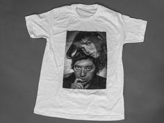 Words for Young Men: Serge & Jane t-shirt and mix available now at Done...