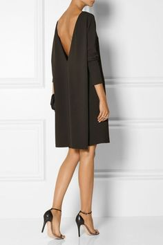 Women Clothing elegant attire-short-black-dress Women ClothingSource : elegante-kleidung-kurzes-schwarzes-kleid by heikebsken Looks Chic, Looks Style, Mode Outfits, Stylish Outfits, Black Outfits, Stylish Clothes, Look Fashion, Womens Fashion, Fashion Trends