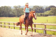 Learn How to Sit the Trot Like a Pro