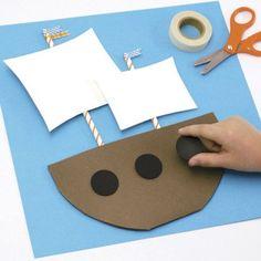 Paper Mayflower