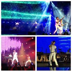 Maroon 5, escucharlo en vivo, la mejor experiencia en toda mi vida....
