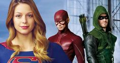 Supergirl, Flash & Arrow Team Up in The CW's Superhero Sizzle Reel -- Now that 'Supergirl' Season 2 has found a home on The CW, the network has released a new sizzle reel for their superhero lineup. -- http://movieweb.com/cw-dc-tv-shows-sizzle-reel-supergirl-flash-arrow/