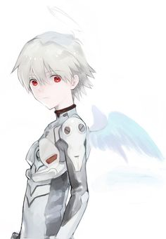 Kaworu Nagisa Mass Production Evangelion