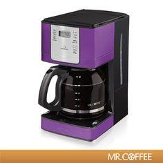 Coffee tastes a little bit better when your coffee maker is so pretty!