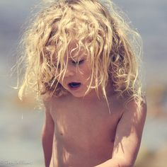 Challenge Accepted: Raising a Wild One. Article on parenting the inherent nature of kids.