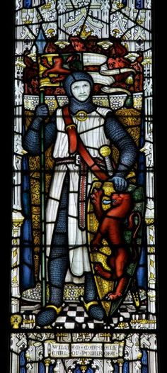 William Marshall, Earl Pembroke, Kt Templar/Kt. Hospitalier, the Marshall of England and my 26th GGF.