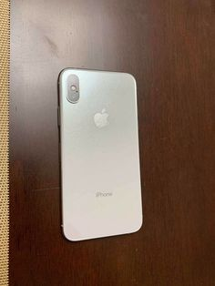 Apple Iphone Xs 256gb Silver Unlocked A1920 Cdma Gsm Iphone Apple Iphone Simple Mobile