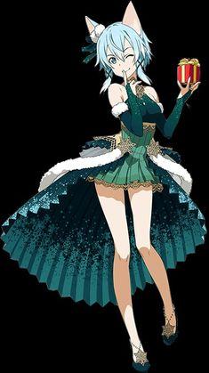 Sword Art Online Cosplay, Sword Art Online Kirito, Sinon Ggo, Asuna, Shino Sao, Mai Waifu, Asada Shino, Character Art, Character Design