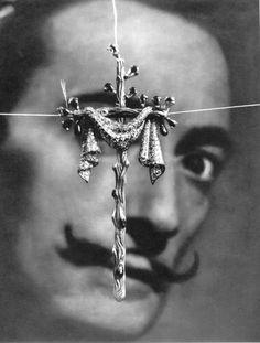 Salvador Dali, 1959 Philippe Halsman