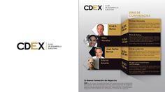 CDEX Club de Desarrollo Ejecutivo.  By: Nexox Mx