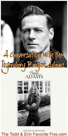 Talking With Bryan Adams--his new album, old music, his filthy love of heavy metal and enacting social change through rock.