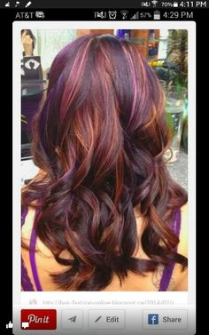 I want my hair like this!