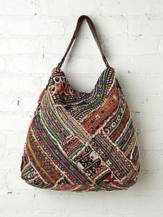 Free People Clothing Boutique > India Tapestry Tote