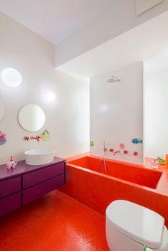 mosaico bagno ? 100 idee per rivestire con stile bagni moderni e ... - Colori Per Bagni Moderni