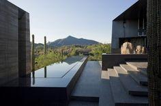 Desert Courtyard House par Wendell Burnette Architects - Journal du Design