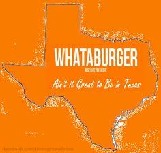 Whataburger Texas