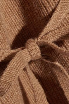 Theory - Lotunia Cashmere Sweater - Light brown -