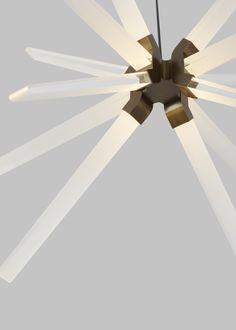 Photon 34 Chandelier Details | LBL Lighting