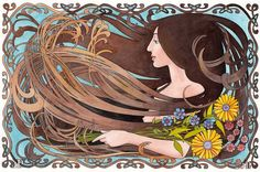 Jonathan day - The Four Seasons -- Summer. Art print of original watercolor painting.