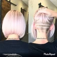 Image result for bob undercut