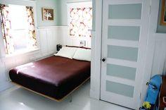 bedroom: cool small bedroom