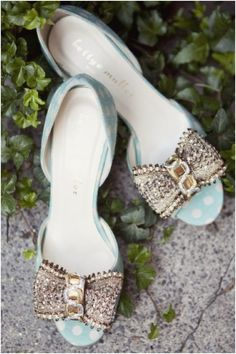 Amazing Wedding Shoes that Sparkle by Bettye Muller | Confetti.co.uk