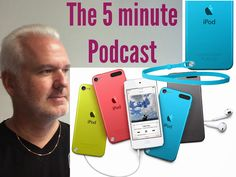 Svartling Network: A new rumor says that Apple will release a new iPod Touch later this year - The 5 minute podcast