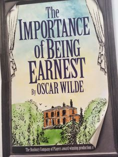 SilverStrivers: Importance of being Earnest