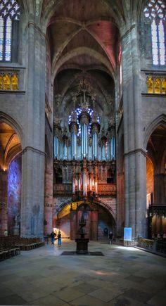 Notre Dame of Rodez, France