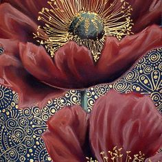 Red Poppies II by Cherie Roe Dirksen (prints & greeting cards available - click on picture)
