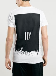 Criminal Damage Staten T-shirt* - New This Week - New In - TOPMAN