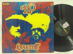 H.P. Lovecraft/II/1968 Philips Gatefold LP #Vinyl Record