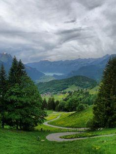 Hasliberg Berner Oberland, Switzerland